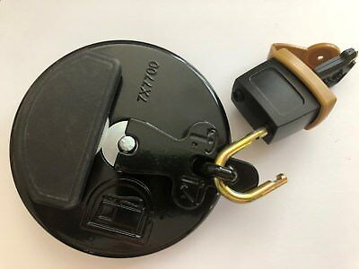 7X7700 Caterpillar (Cat) Equipment Locking Fuel Cap Dozer Excavator Padlock Key