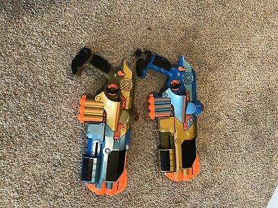 nerf gun lot used. Set 2