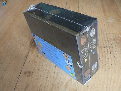 2x Books: The Complete Peanuts 1971-1972 + 1973-1974 + Slipcase: NEW SEALED