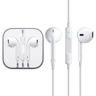 Original Genuine Apple EarPods Earphones For IPhone 6 6S/5S/4S With Remote & Mic