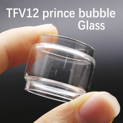 SMOK TFV12 Prince Glass Expansion Fatboy Bulb Bubble Extension Glasses Tube