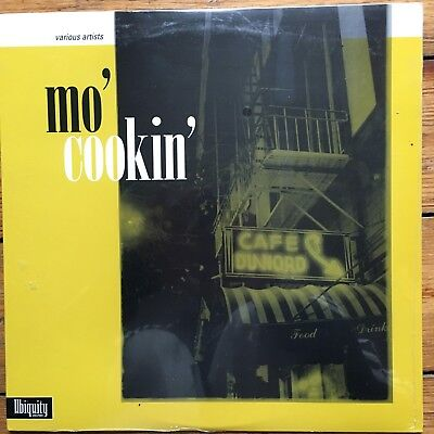 Various Artists - Mo´ cookin´ (Ubiquity Records 1994)