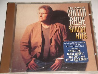 Collin Raye - Direct Hits - The Very Best of - 14 Greatest Tracks CD Album