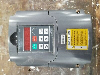 Hy Variable Frequency Drive 2.2Kw 380V 3Hp Vfd  Inverter Ce