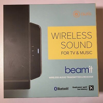 auris beamit Wireless Bluetooth Audio Transmitter and Receiver