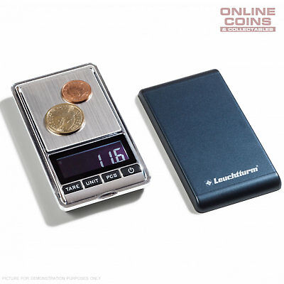 LIGHTHOUSE LIBRA 100 DIGITAL COIN SCALE Range 0.01 - 100 G LCD Display