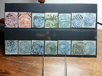 Early India Cancellation small selection ---- Lot 6