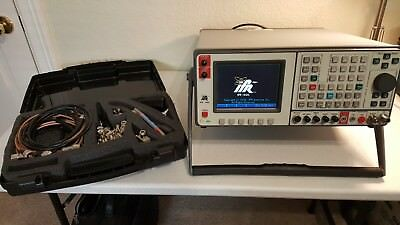 IFR 1900 Aeroflex Communications Analyzer / Service Monitor + Accessory Package!