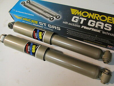 Monroe GT Gas with Reflex Rear Shocks Volvo 240-260 Sedan/Coupe/Wagon '74-'94NOS