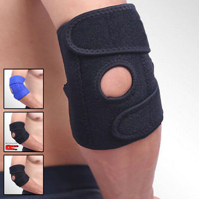Elbow Brace Support Armband Pad Wraparound Compression Tennis Guard Elastic Tape