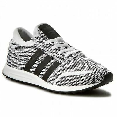 timeless design e5a03 94281 adidas Originals Los Angeles Textile Upper Mens Trainers Shoes BB1127
