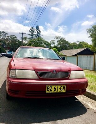 2000 Toyota Avalon For Sale From Late April