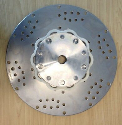 Drive Damper Plate Gear Box R And D Marine Part No 18M2