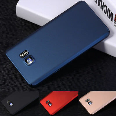 Ultra Thin Shockproof Matte Hard PC Back Cover Case For Samsung Galaxy S9 Note 8