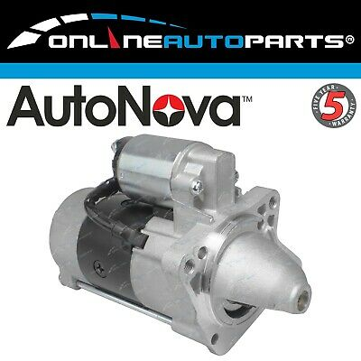 Bosch Starter Motor for Ford Courier PD PE PG PH 4cyl WL WL-T 2.5L 1996 to 2006