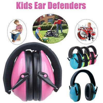 Kid Earmuff Baby Earflap Durable New Anti-Noise Accessories Ear Protection