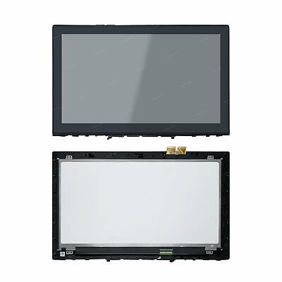 "15.6/""4K UHD LCD Display TouchScreen Assembly+Bezel For Lenovo Y50-70 Touch 20349"