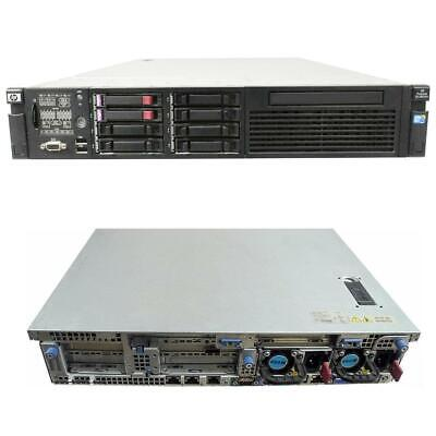 HP ProLiant DL380 G6 Server 2x XEON E5540 2.53 GHz QC 16 GB RAM 8 Bay