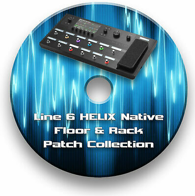 Download 7000+ Patches - Line 6 Helix Native Floor & Rack Settings Custom Tones