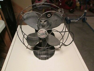 Vintage General Motors North East Electric Fan For Parts Or Repair