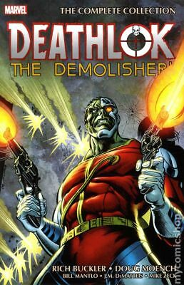 Deathlok The Demolisher TPB (Marvel) The Complete Collection #1-1ST 2014 NM
