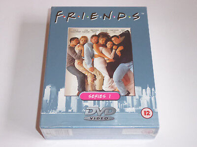 Friends - The Complete First Series 1 - NEW SEALED Skyline UK DVD SET Season One