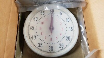 """12"""" Simplex Surgical Elapsed Timer - BRAND NEW"""