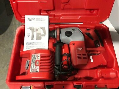 Milwaukee 0856-20 18-Volt Cordless Compact SDS Rotary Hammer Drill