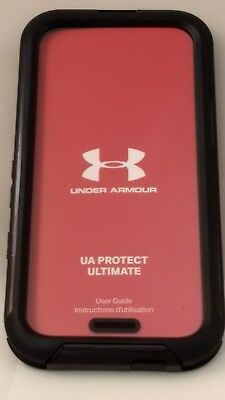 meet 5c959 d5195 UNDER ARMOUR UA Protect Ultimate Case for Pixel Black