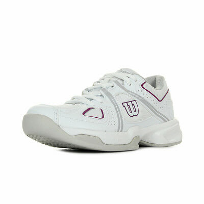 Chaussures Wilson femme NVision Envy W Tennis taille Blanc Blanche Synthétique