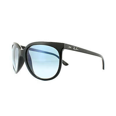 28bb84cd48a RAY-BAN SUNGLASSES CATS 1000 4126 601 3F Black Light Blue Gradient ...