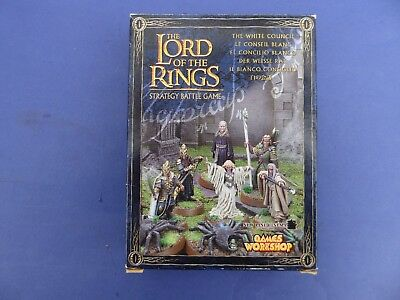 Games Workshop Lord of the Rings Figures x 6