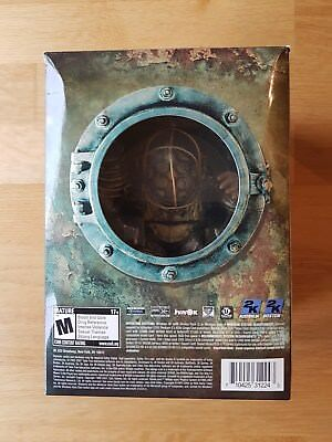 Bioshock US Limited Edition Big Daddy Figur NEU