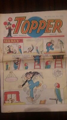 old TOPPER comic