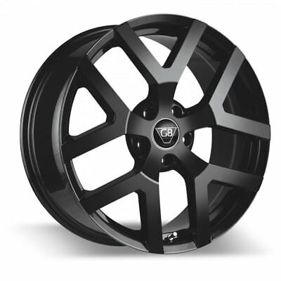 G8 Wheels In Black Tyres In Melbourne Holden Fitment