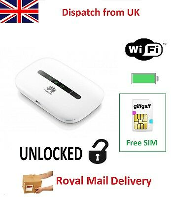 Huawei R207 E5530 WiFi MiFi 3G High Speed Internet Net Hotspot Hub Dongle Router