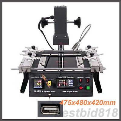 BGA Rework Station IR 6500 Infrared Xbox 360 PS3 Repair Soldering Welding Irons