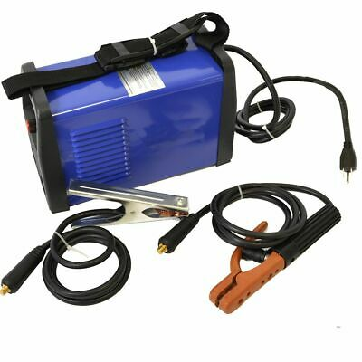 110V 200A IGBT INVERTER MMA/ARC Welder 3.2 rod welding machine & all accessories