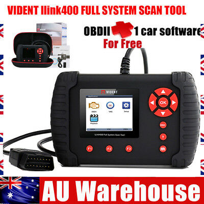 VIDENT ILINK400 All System Professional Scan Tool Engine Scanner Diagnostic Tool