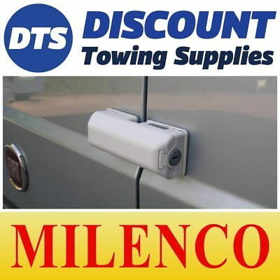 Milenco Renault Kangoo >2009 Van Door High Security Dead Lock X1 Matched Keys