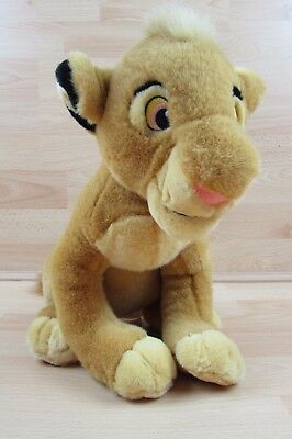 """Official Disney Store SIMBA Lion King Large Plush 20"""" Soft Toy Character"""