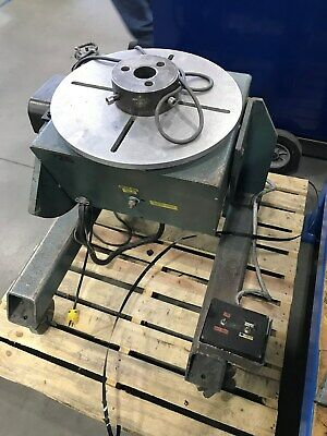 Jetline ZB500A Weld Positioner / Turn Table / Rotary Table
