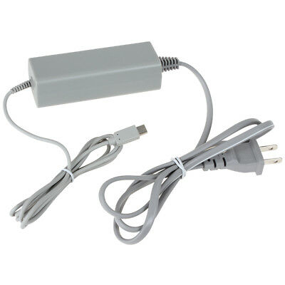 USA AC Charger Power Supply Adapter for Nintendo Wii U Console Gamepad US Plug