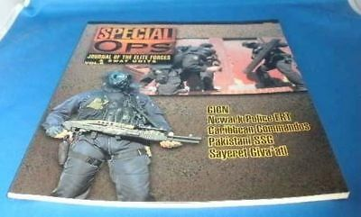 Special Ops Vol 6 Journal of the Elite Forces and Swat Units (Special forces ser