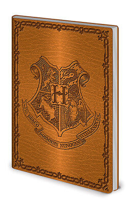 NEW OFFICIAL Harry Potter (Hogwarts) Premium A5 Notebook Flexi-Cover SR72433