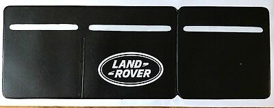 Car Van Road Tax,  Insurance,NCT Disc Holder Black New Wallet For Land Rover