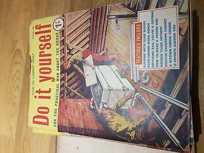 Do it yourself magazines volume four 1960 1500 picclick uk do it yourself magazines volume four 1960 solutioingenieria Image collections