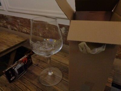 Lindemans glas verre beer glass  3 L new in box