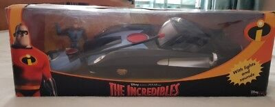 Incredibles RC Car with sound and lights
