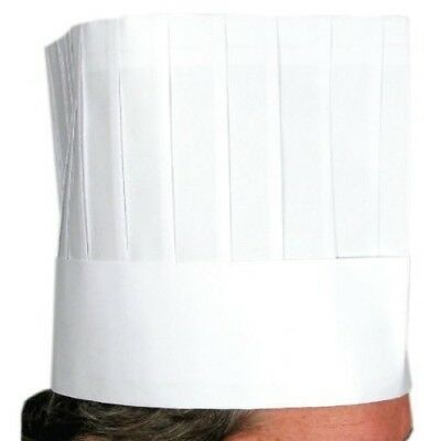 Professional Cooking Kitchen Baker Chef Cap